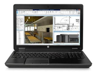 Workstation Hp Zbook 15 G4 3me99la