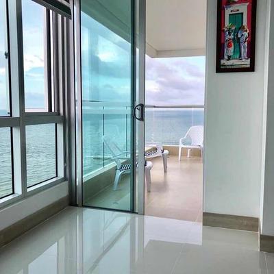 Apartamento Cartagena X Días. Frente Al Mar