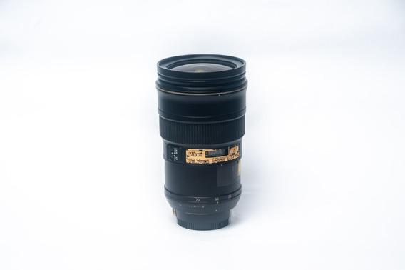 Lente Nikon 24-70 2.8g Ed - Leia A Descrição!