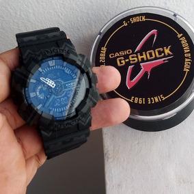 Relógio Masculino Camuflado Estilo Gshock