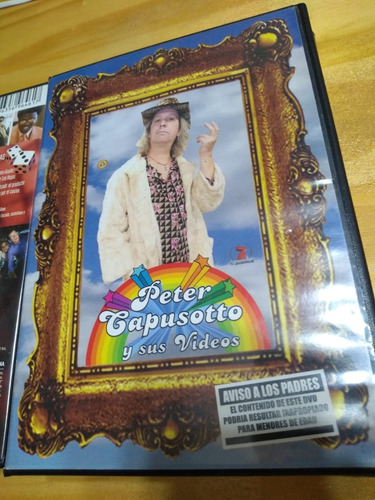 Peter Capusotto Y Sus Videos - Sony - Dvd - U