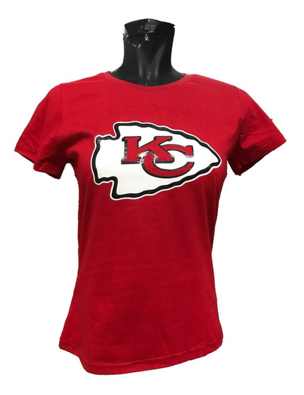 Playera Kansas City Chiefs Dama Mahomes