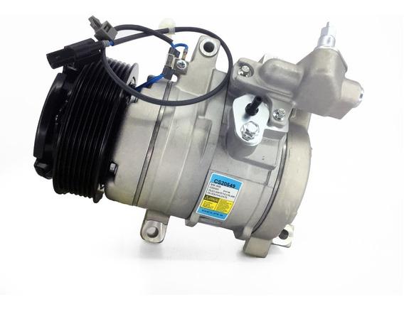 Compressor Ar Civic 2007 Até 2012 Original Delphi