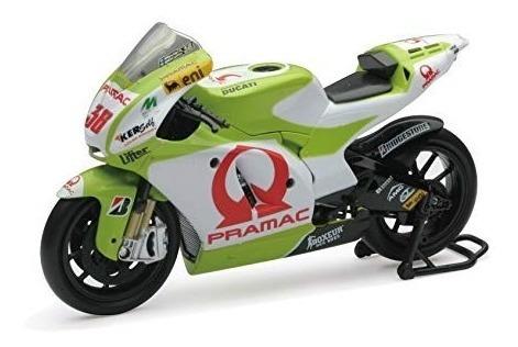 Miniatura Moto Ducati Pramac Racing 1:12 Newray