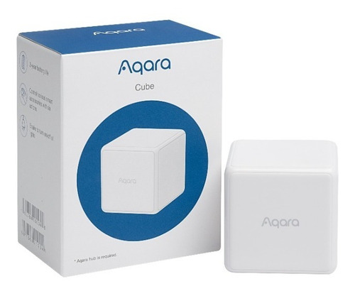 Imagen 1 de 5 de Cubo Inteligente Controlador Aqara Smart Home Domótica