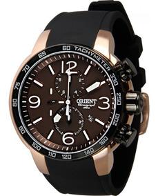 Relógio Orient Mrspc001 Cronógrafo Moderno Lançamento Quartz