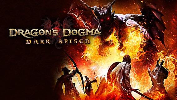 Dragons Dogma Dark Arisen - Nintendo Switch Digital Codigo