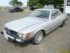 Mercedes Benz Clase Slc 450 - Automatico