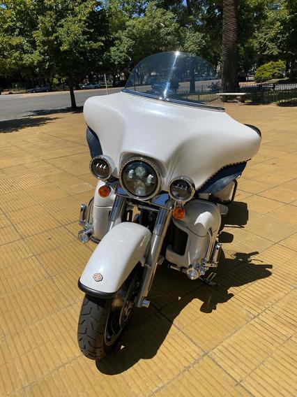 Harley-davidson Street Glide 5000 Km Equipada 1er Dueño