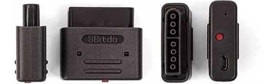 Snes Retro Receiver - Receptor Bluetooth P/ Snes - 8bitdo