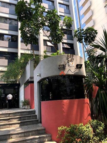 Sala Para Alugar, 50 M² Por R$ 4.000,00/mês - Pinheiros - São Paulo/sp - Sa0009