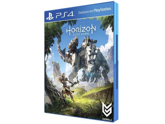 Game Horizon Zero Dawn Ps4 Playstation 4 - Barato