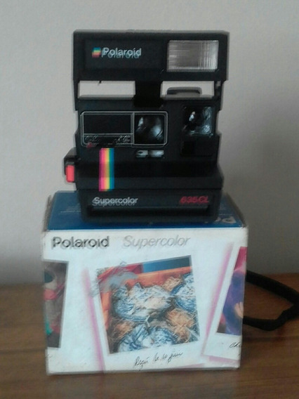 Polaroid Supercolor 635cl 635 Cl Para Fins Decorativos