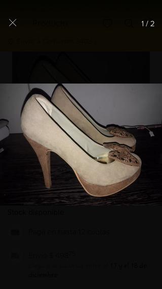 Zapato GamusadoMarca Luna
