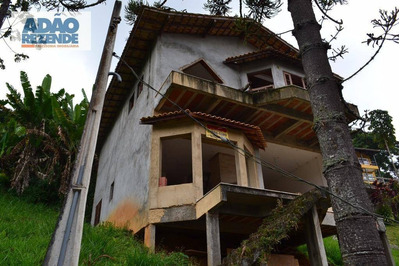 Casa Em Final De Construção - Ca0723