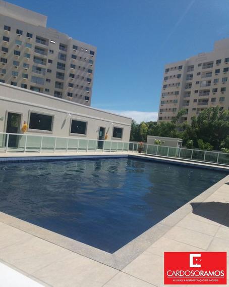Apartamento 2/4 Soberano Buraquinho - Ap08166 - 32185878