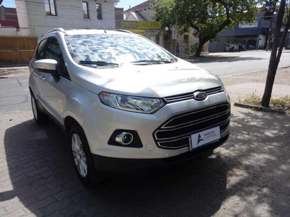 Ford Ecosport Titanium 1.6 2014