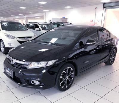 Honda Civic Lxr Automatico 2014