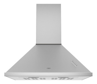 Extractor purificador cocina TST Traful ac. inox. de pared 600mm x 250mm x 510mm acero inoxidable 220V