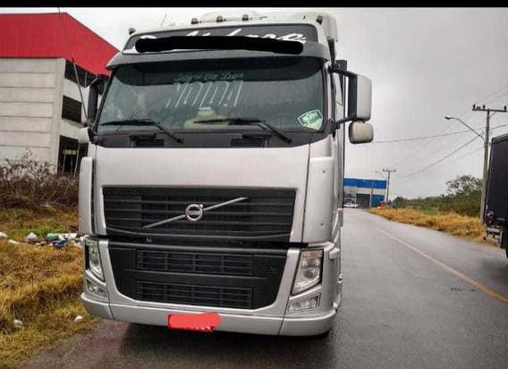 Volvo Fh 460 - 6x2 - 2015 - Teto Alto - Manual