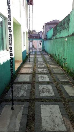 Sobrado Com 2 Dormitórios À Venda, 68 M² Por R$ 450.000,00 - Vila Palmeiras - São Paulo/sp - 15491