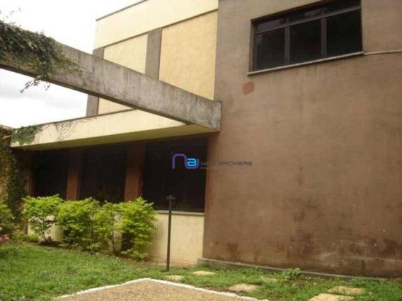 Casa Para Alugar, 650 M² Por R$ 25.000/mês - Cidade Jardim - São Paulo/sp - Ca0497