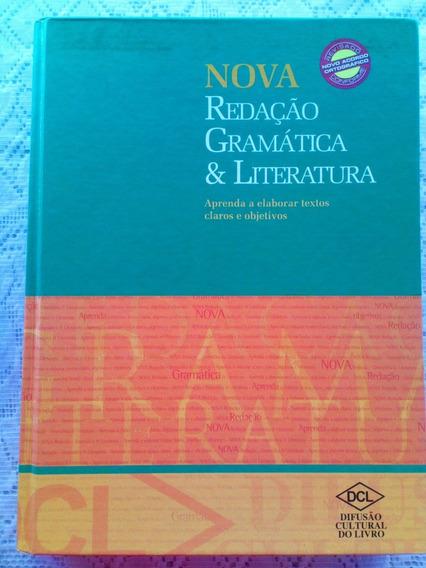 Nova Redação Gramática E Literatura - 2ª Edição