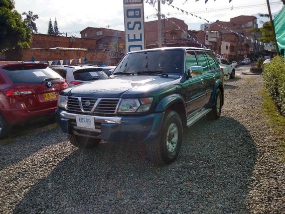 Nissan Patrol 4.5 Cuero 2000