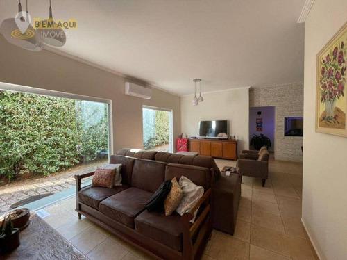 Imagem 1 de 30 de Casa Térrea Com 4 Dormitórios À Venda - Condomínio Jardim Plaza Atheneé - Itu/sp - Ca1576