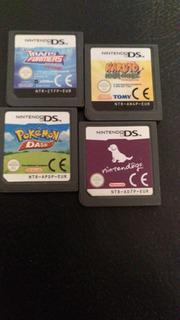 Juegos Nintendo Ds/3ds, Originales, Semi Nuevos, En Español