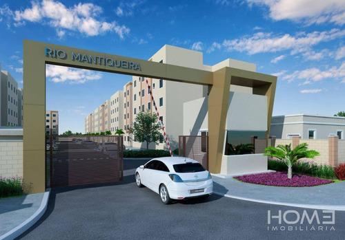 Imagem 1 de 9 de Apartamento Com 2 Dormitórios À Venda, 41 M² Por R$ 140.900,00 - Santa Cruz - Rio De Janeiro/rj - Ap1978