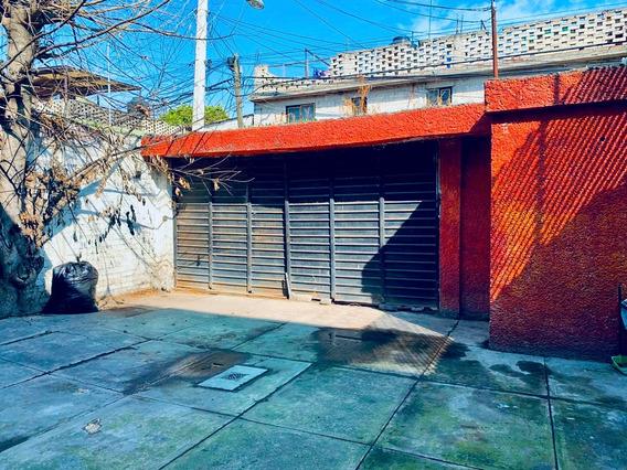 Terreno En Venta En Xochimilco - Inversión