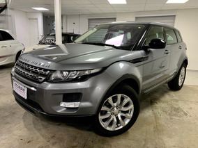 Land Rover Range Rover Evoque 2.0 Pure Tech 4wd 16v Gasol At