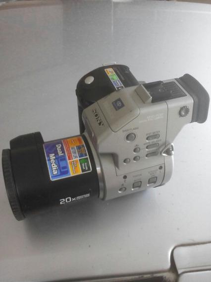 Camera E Filmadora Sony Mavica