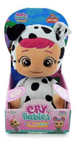 Peluche Cry Babies Dotty En Caja Original Coleccionable