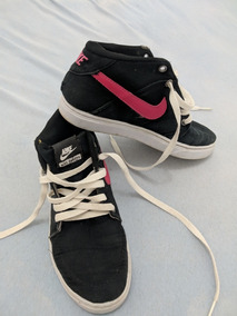 Tênis Cano Alto Nike Ebernon Mid - Feminino