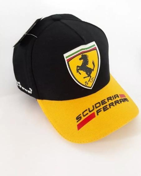 Gorro Formula 1 Scuderia Ferrari
