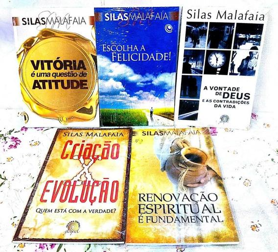 Livros Coleção Malafaia - Com 05 Livros Novos Promoção