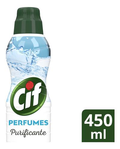 Limpeza De Pisos Cif Perfumes Purificante 450ml