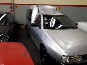 Volkswagen Caddy 1.6 Mi C/gnc Modelo 04 Financiado 100%