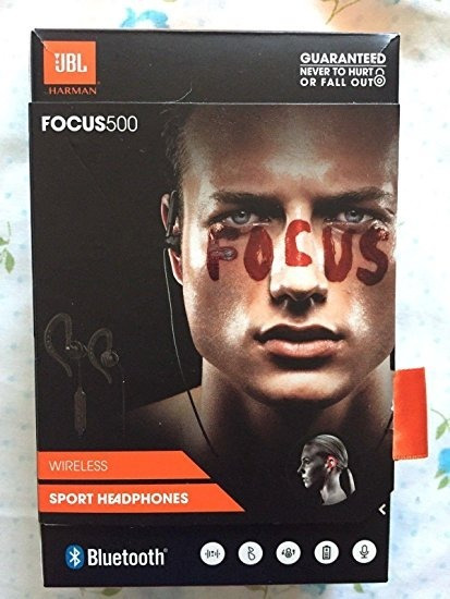 Fones Jbl Focus 500 In-ear Original.