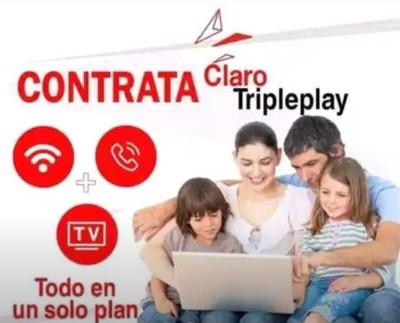 Servicios De Claro Hogar (internet, Televisión, Telefonía)