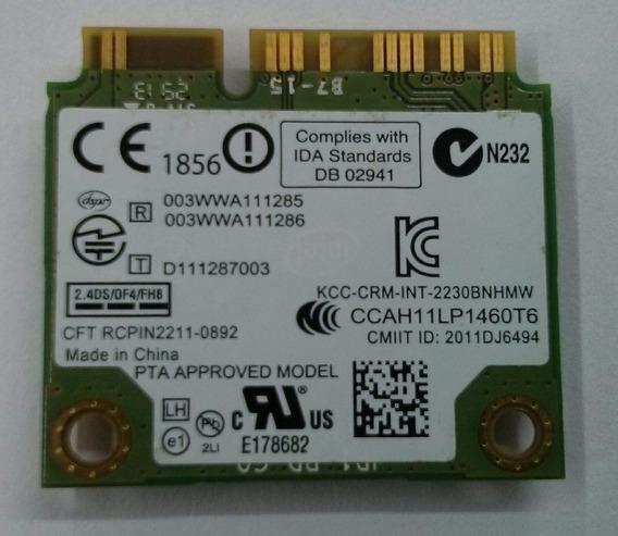 Placa Rede S/ Fio Wifi Notebook All In One Lg U460 N450 Z350 Z450