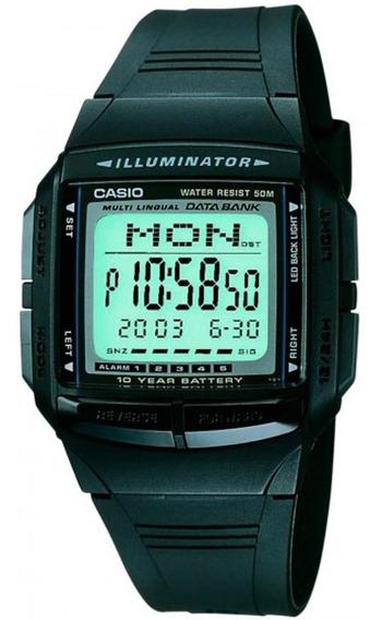 Relógio Masculino Casio Db-36-1avdf Original 1 Ano Garantia