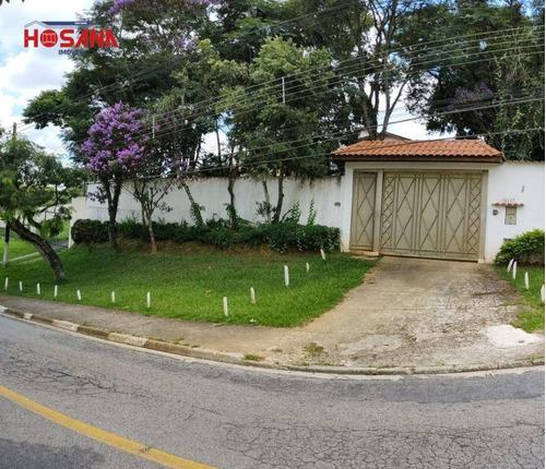 Linda Chacara No Jardim Morro Grande Em Caieiras - Ch0046