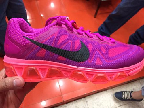 cisne marido auditoría  Tenis Nike Air Max Tailwind 7 Dama Rosa Mayo 2015 | Mercado Libre