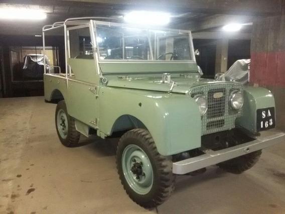 Outras Marcas Land Rover 1950 Totalmente Original