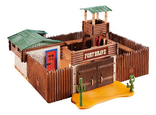 Playmobil 6427 Fuerte Del Oeste Add On