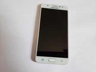 Celular Samsung Galaxy J7 Prime- Sm-g610- Dourado(1)