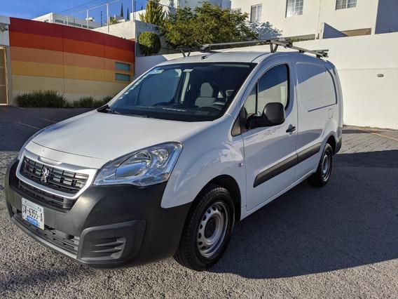 Peugeot Partner Hdi Maxi Standard Panel Diesel Excelente
